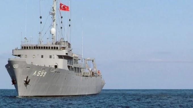Η Τουρκία στέλνει πλοίο στο Αιγαίο