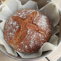 Pan de Centeno Casero Fácil