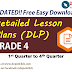 GRADE 4 DLP - Detailed Lesson Plans (UPDATED)