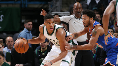 Rose Alley Oop to Antetokounmpo: Bucks is getting close to making this happen