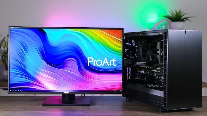 "Sorteio de um PC Gamer e Monitor Asus ProArt PA329C 32"" 4K"