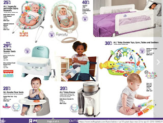 Babies R Us Flyer Baby Shower Gift Ideas valid March 23 - 29, 2018