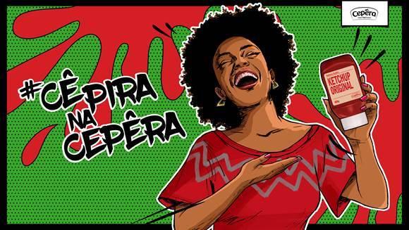 """Cepêra lança campanha """"Cêpira na Cepêra"""" com foco no público jovem"""