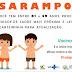 Registro-SP notifica 17 casos suspeitos de Sarampo