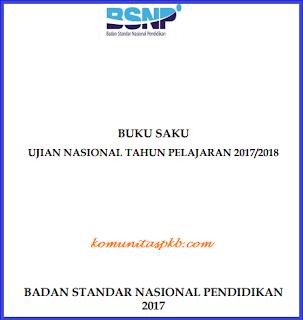 Download Buku Saku UN (Ujian Nasional) Tahun Ajaran 2017/2018