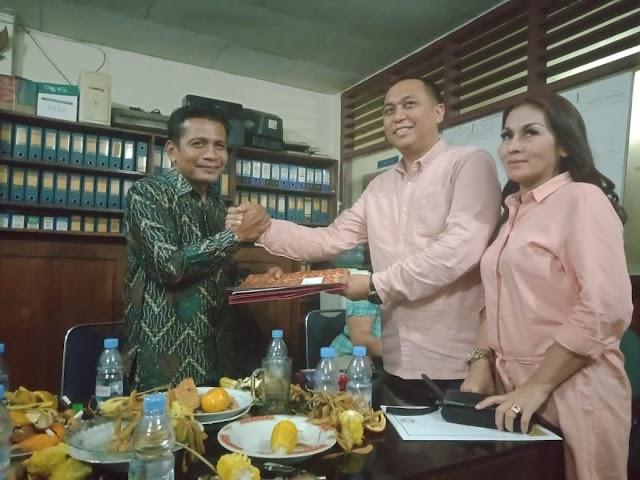Ketum Koperasi Multidaya Nusantara Tiga Pimpin Rakor di Kantor Cabang Jakarta