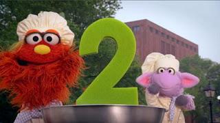 Murray, Ovejita, Number Cookoff number 2, Sesame Street Episode 4408 Mi Amiguita Rosita season 44
