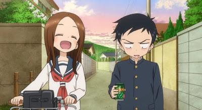 Skilled Teaser Takagi-san Season 2