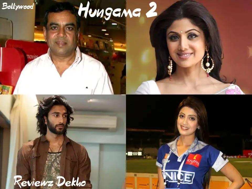 Hungama 2 2020, Bollywood Movie Story, Cast, Trailer & Review | Reviewz Dekho