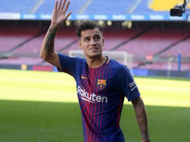 """Barca """"cấm cửa"""" Coutinho mặc áo số 7: Dành sẵn vì Griezmann 1"""