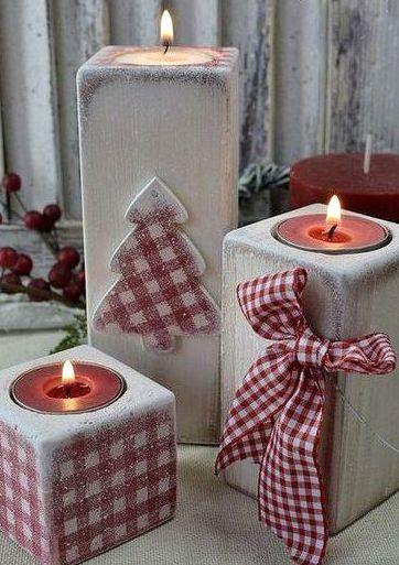 60+ Χριστουγεννιάτικες ιδέες για DECOUPAGE