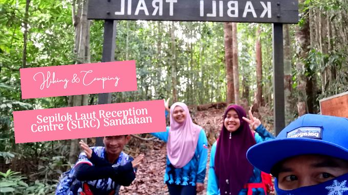 Hiking & Camping di Sepilok Laut Sandakan 2.0