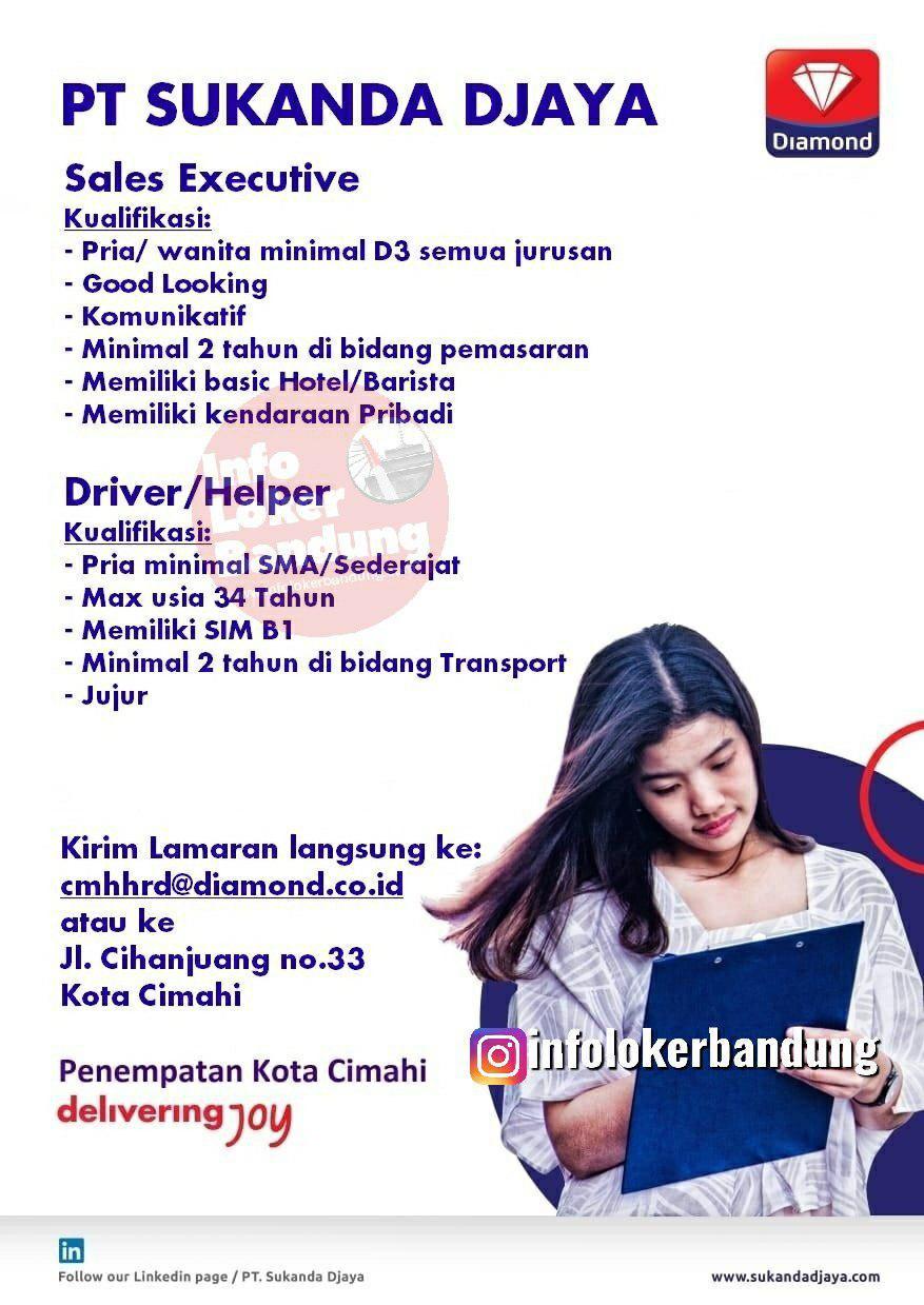 Lowongan Kerja PT. Sukanda Djaya Bandung Juli 2019