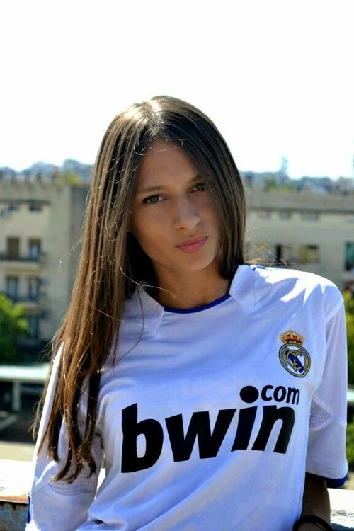 cheap for discount b4f96 3d05a Football Club Babes - Real Madrid Edition (Gallery) | FOOTY FAIR