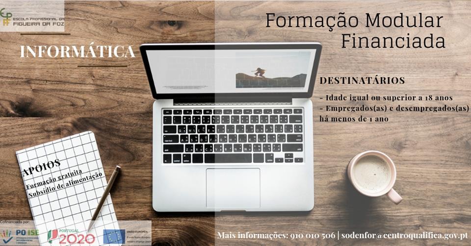 Curso gratuito: Word – Funcionalidades avançadas – Figueira da Foz