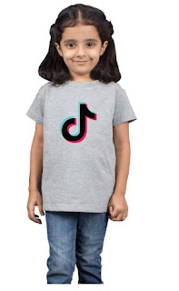TIKTOK Kids T-Shirt (Boys/Girls)