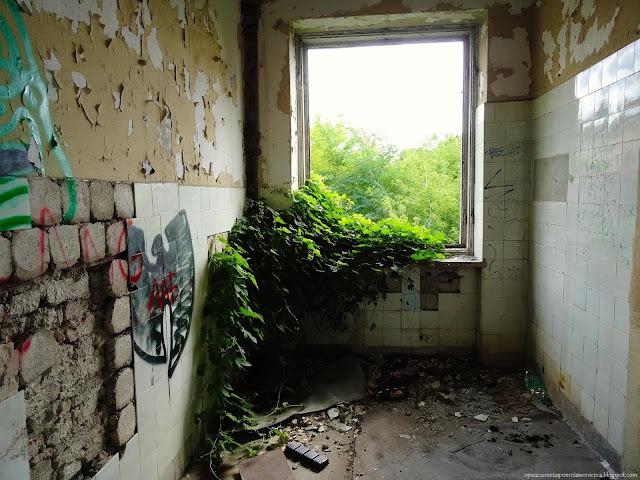 Opuszczony Zakład Stomil w Piastowie, mazowieckie