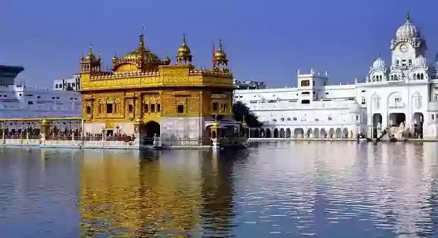 amritsar temple Best Places in India to Visit