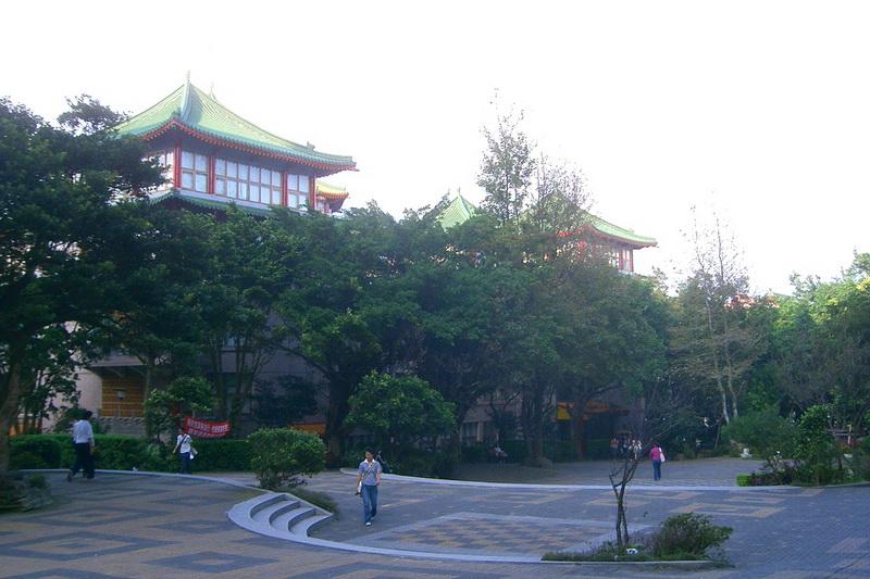 Kiến trúc Trung Hoa