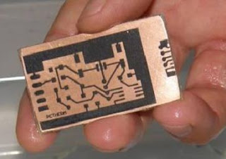 How to make PCB at home i