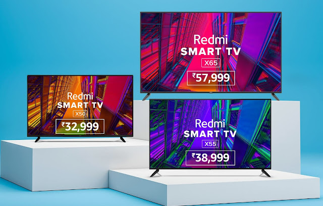 Sale of Redmi Smart TV starts on 26th March at 12PM - Models, Features and Price | TechNeg