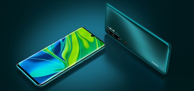 Xiaomi Mi Note10 Specifications Price Launch Date