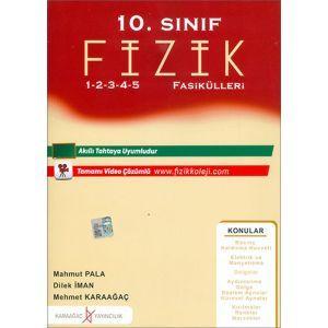 Karaağaç Yayıncılık 10.Sınıf Fizik Fasikül Set