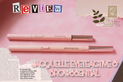 Review Jacquelle Eyetractive Browssential