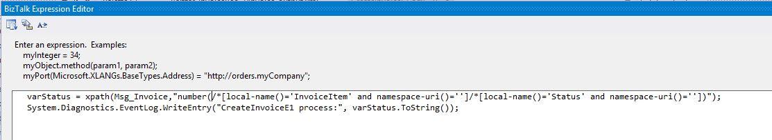 loop xpath query