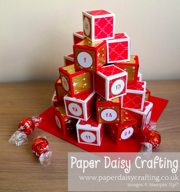 Nigezza Create with Stampin' Up! & Paper Daisy Crafting