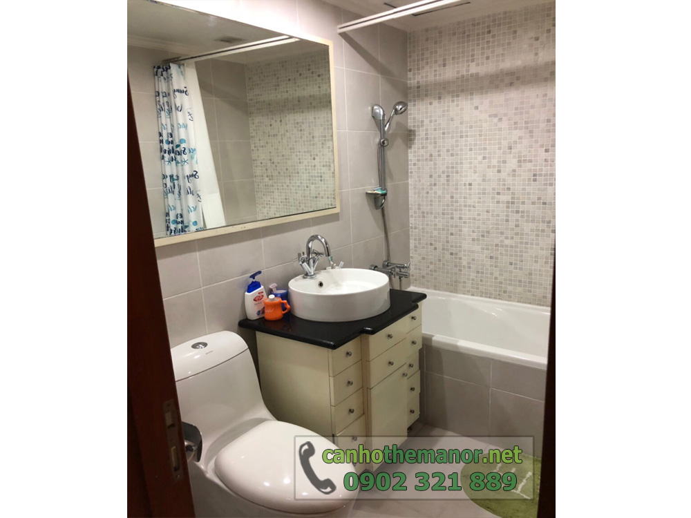 BÁN căn hộ 3PN, 157m2 nội thất siêu đẹp tại The Manor 1 HCM - hình 12
