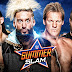 "WWE SummerSlam 2016 ""Enzo Amore and Big Cass vs. Chris Jericho and Kevin Owens"" - Download Official HQ Wallpaper"
