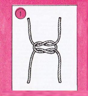 простые узлы макраме