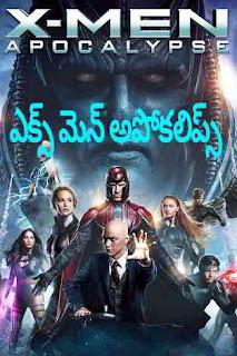 X - Men Apocalypse (2016) Hollywood Movie Telugu Dubbed Hd 720p