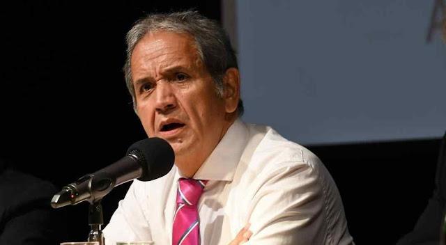 """""""La CGT sigue sin tener la unidad del movimiento obrero por la falta de un proyecto"""", dijo Palazzo"""