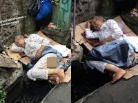 Ditelantarkan Anak-Anaknya dalam Kondisi Sakit, Begini Nasib Kakek yang Tidur di Atas Got Sekarang