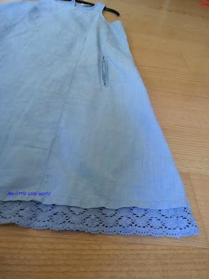 Μάκρεμα φορέματος