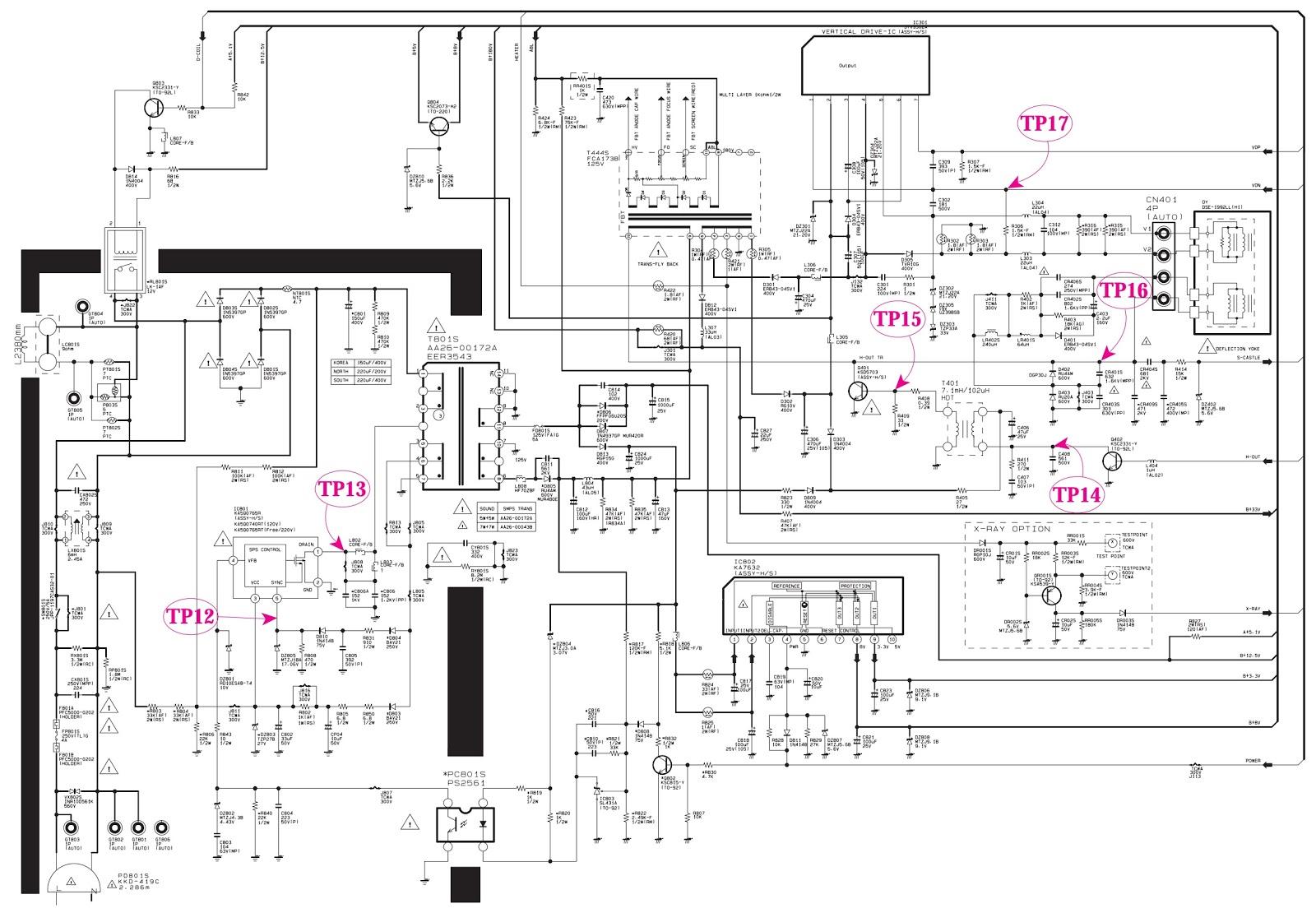 Samsung Fridge Wiring Diagram   Wiring Library