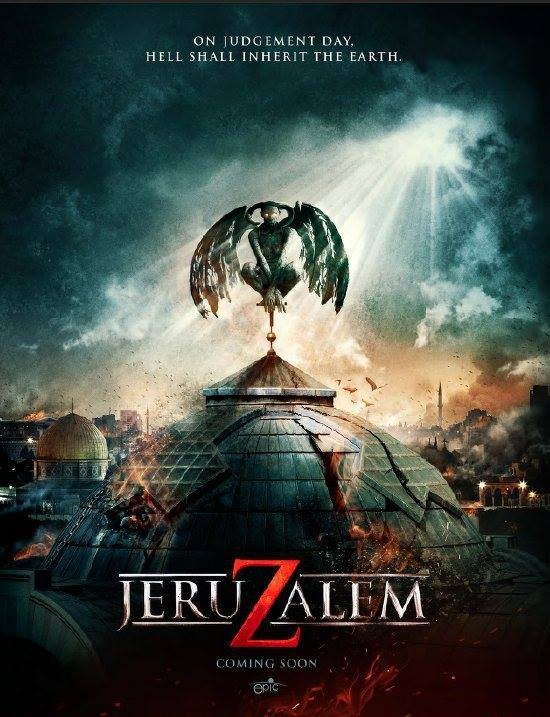 You Can Tour a Hellish Tel Aviv in this Preview of Jeruzalem ~ 28DLA