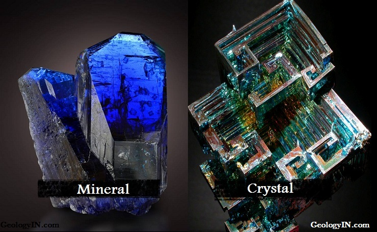 how to make minerals crystals