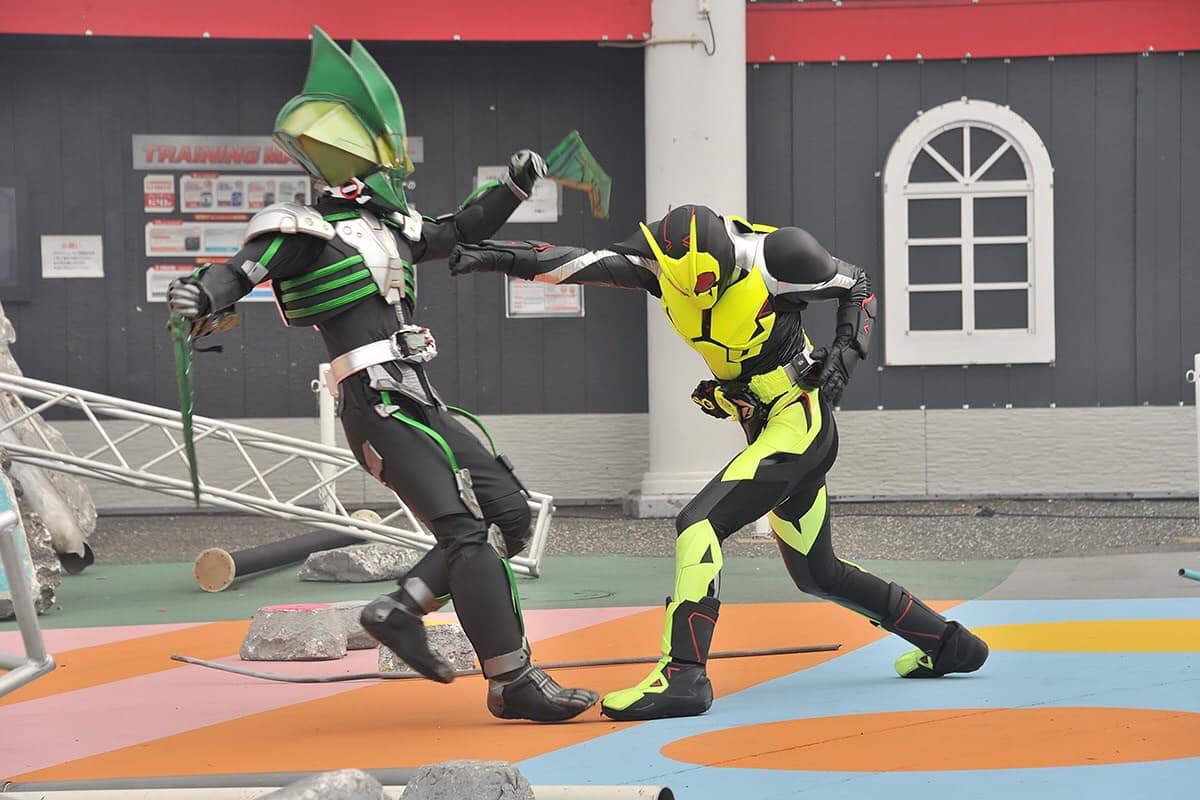 Jefusion Japanese Entertainment Blog The Center Of Tokusatsu Kamen Rider Zero One Episode 01 Title Summary