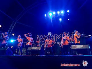 Womad Las Palmas de Gran Canaria 2017 -101 Brass Band (Canarias-España)