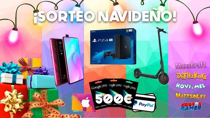 Sorteio De Um: PS4 PRO / Patinete elétrico / Smartphone Xiaomi e Muito Mais!!