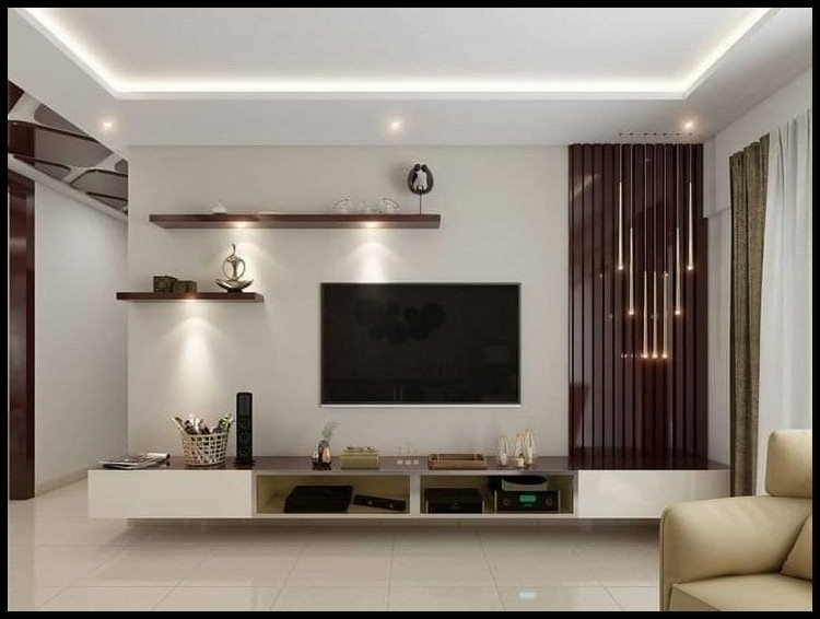 tv wall design 2020