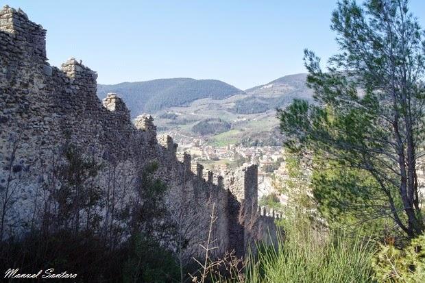 Ferentillo, Precetto. Torre di avvistamento