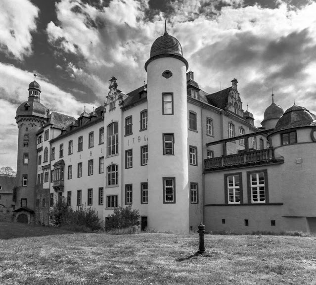 Schloss Burg Namedy - one of the locations for this year's IMUKO