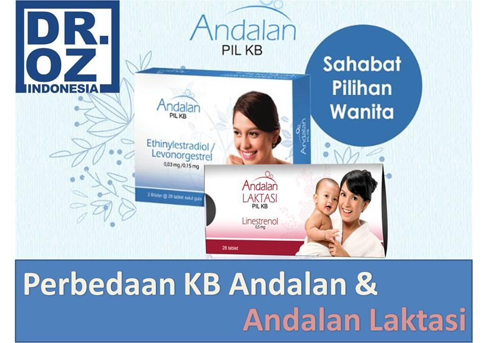 Dr OZ Indonesia Perbedaan Pil KB Andalan Dan Pil KB ...