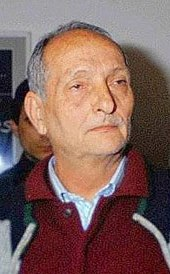Libero Grassi was murdered by the Mafia in Palermo in 1991