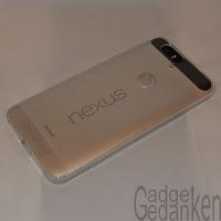 Huawei Nexus 6P in silber