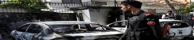 Pakistan Fails To Prove Alleged India Role In 2018 China Consulate Attack